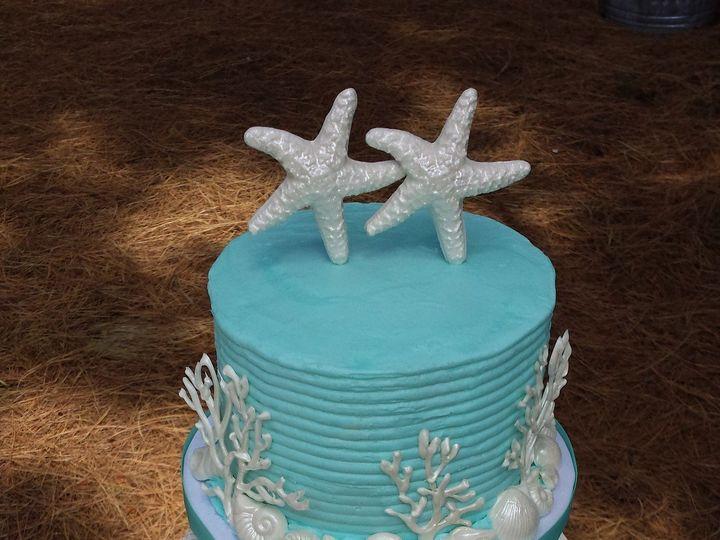Tmx 1403641236306 Starfishcupcakes San Diego wedding cake