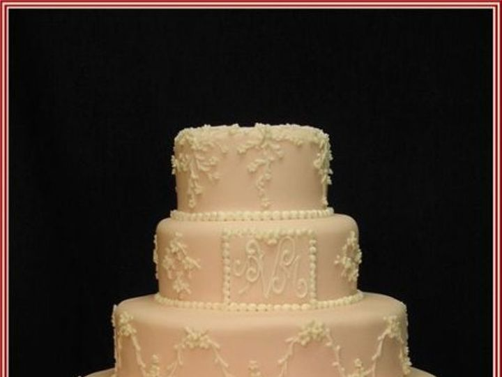 Tmx 1297100511274 Wedding96 Parkville, MD wedding cake