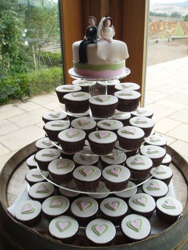 Tmx 1308277441098 Cupcakes16 Parkville, MD wedding cake