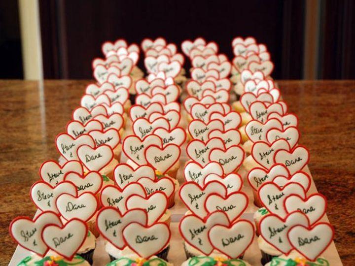 Tmx 1308277450223 Cupcakes3 Parkville, MD wedding cake