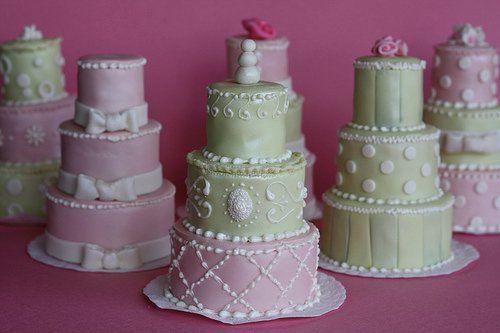 Tmx 1308277502942 Minicakes Parkville, MD wedding cake