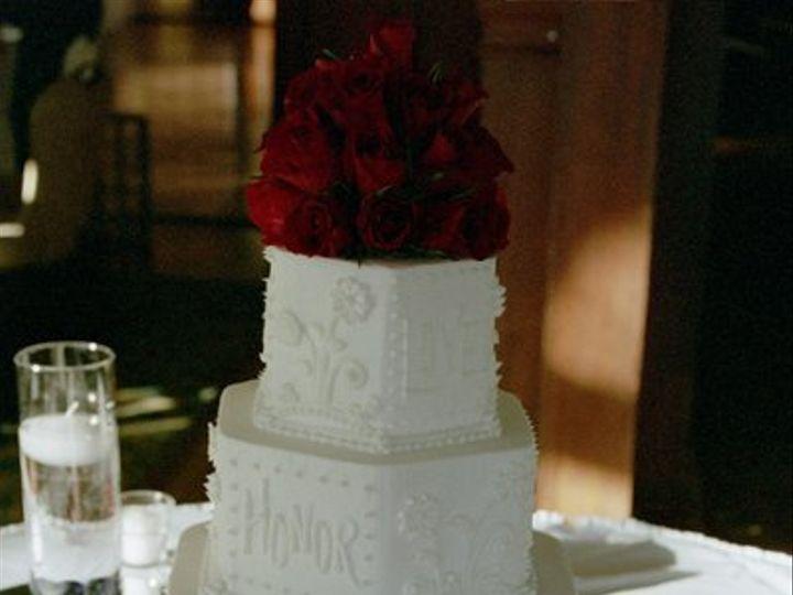 Tmx 1308277518832 Mixshape11 Parkville, MD wedding cake