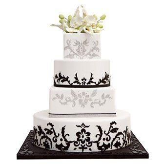 Tmx 1308277526817 Mixshape18 Parkville, MD wedding cake