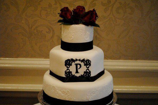 Tmx 1308277528895 Mixshape2 Parkville, MD wedding cake