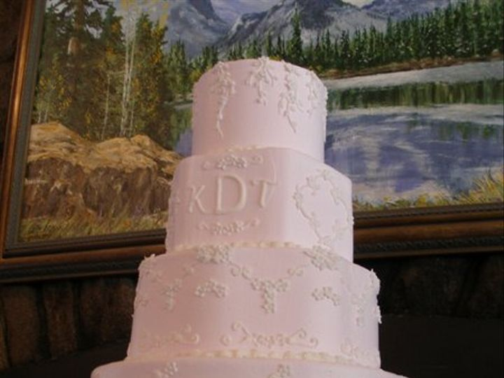 Tmx 1308277534973 Mixshape22 Parkville, MD wedding cake