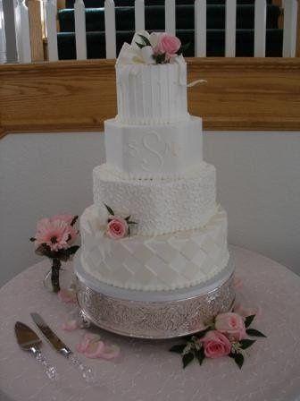 Tmx 1308277546317 Mixshape26 Parkville, MD wedding cake