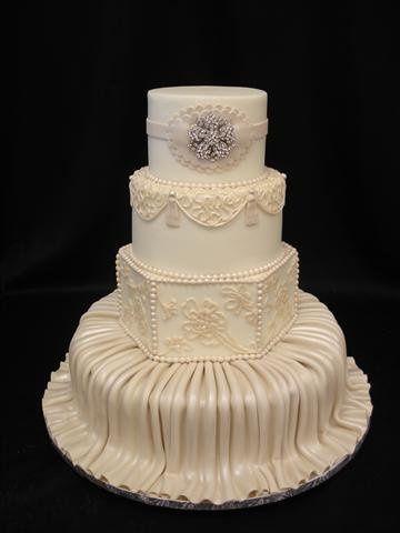 Tmx 1308277547239 Mixshape3 Parkville, MD wedding cake