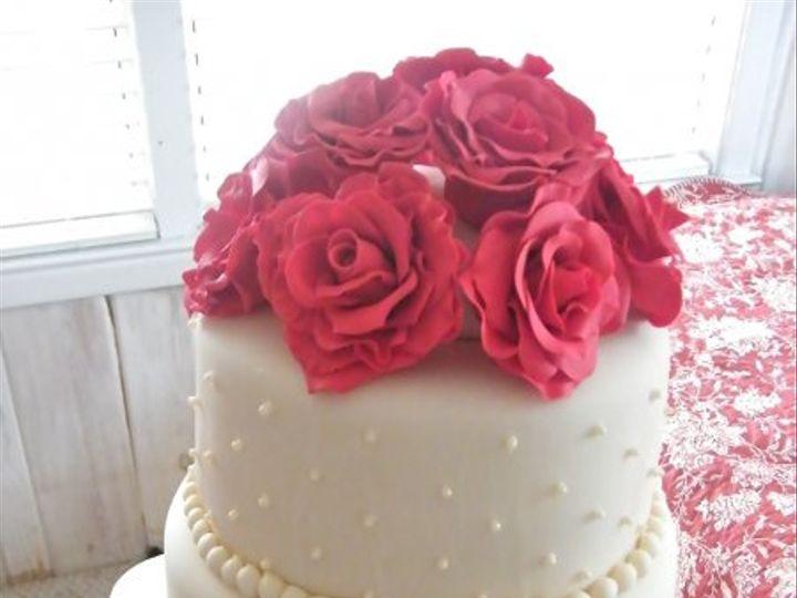 Tmx 1308277557676 Mixshape5 Parkville, MD wedding cake