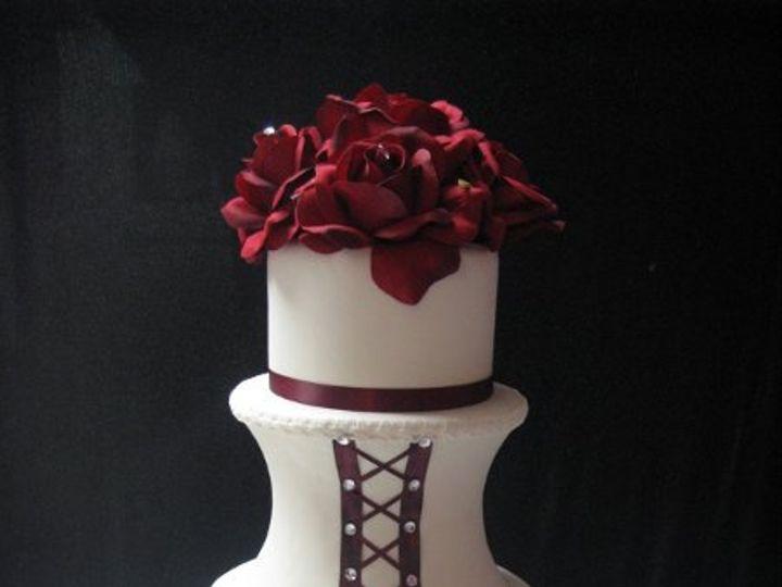 Tmx 1308277577973 Mixshape8 Parkville, MD wedding cake