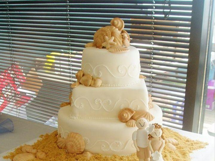Tmx 1308277586942 Mixshape Parkville, MD wedding cake