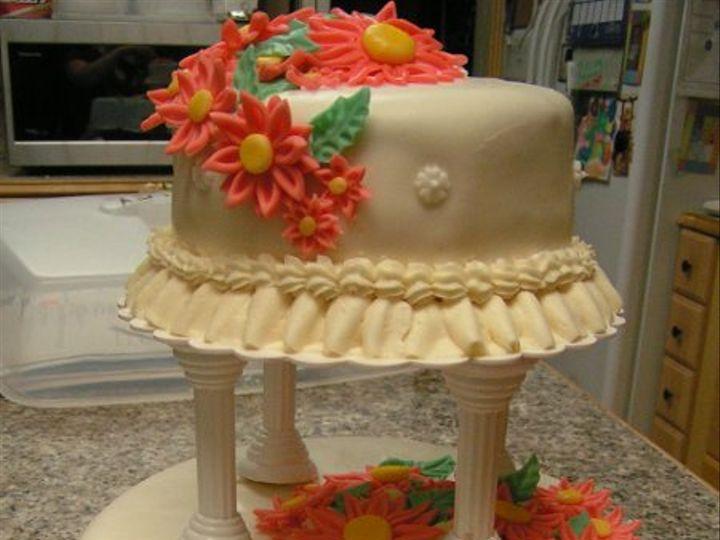 Tmx 1308277603567 Pillar1 Parkville, MD wedding cake