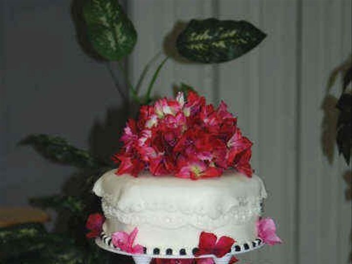 Tmx 1308277609645 Pillar13 Parkville, MD wedding cake