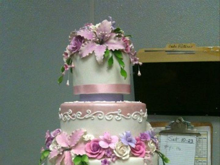 Tmx 1308277618082 Pillar14 Parkville, MD wedding cake