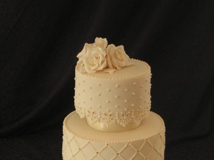 Tmx 1308277623676 Pillar15 Parkville, MD wedding cake