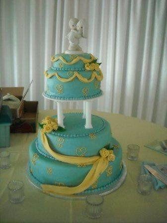 Tmx 1308277629864 Pillar2 Parkville, MD wedding cake