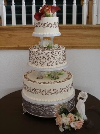 Tmx 1308277656801 Pillar9 Parkville, MD wedding cake