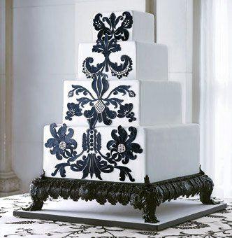 Tmx 1308277661145 Sqaure Parkville, MD wedding cake