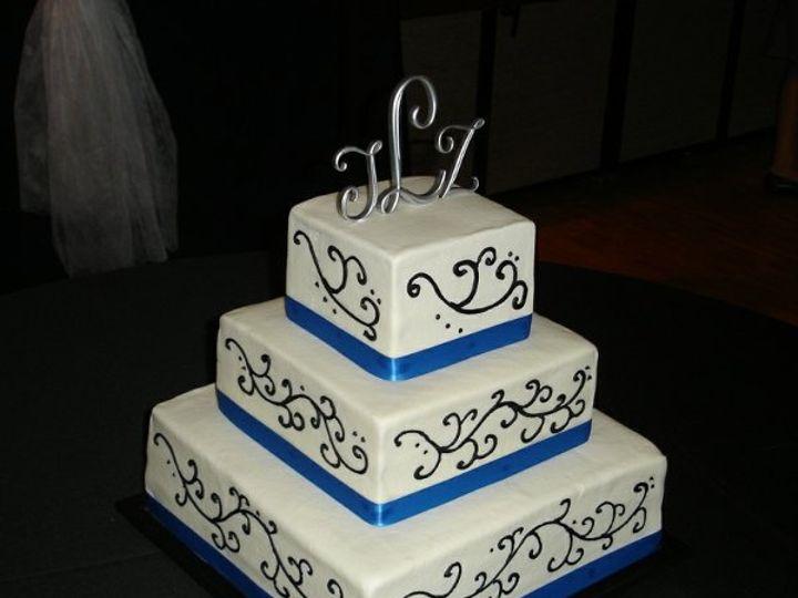 Tmx 1308277666629 Square10 Parkville, MD wedding cake