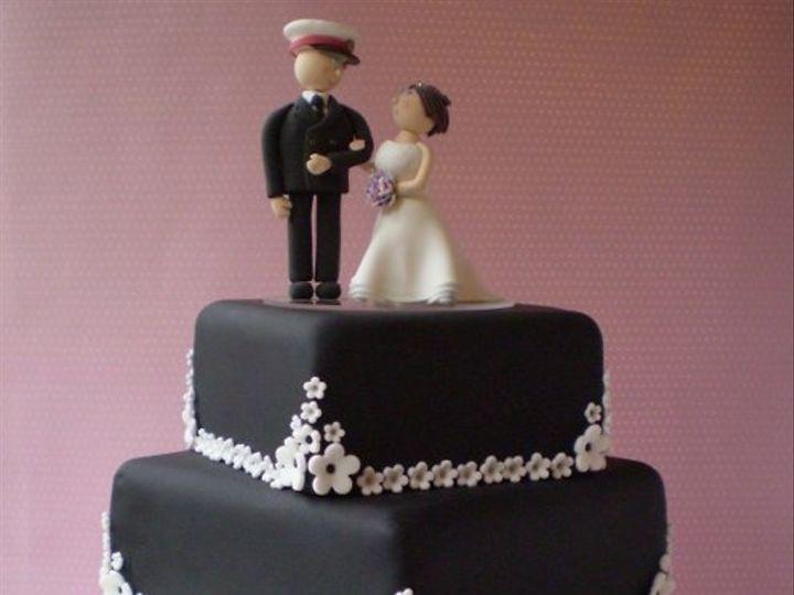 Tmx 1308277672004 Square11 Parkville, MD wedding cake