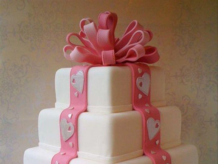 Tmx 1308277677645 Square12 Parkville, MD wedding cake