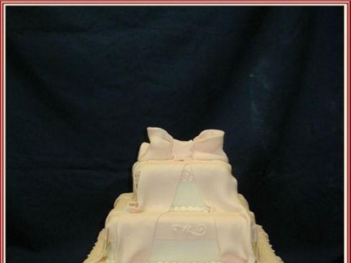 Tmx 1308277761317 Square15 Parkville, MD wedding cake
