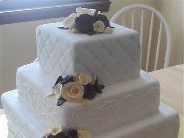 Tmx 1308277780582 Square22 Parkville, MD wedding cake