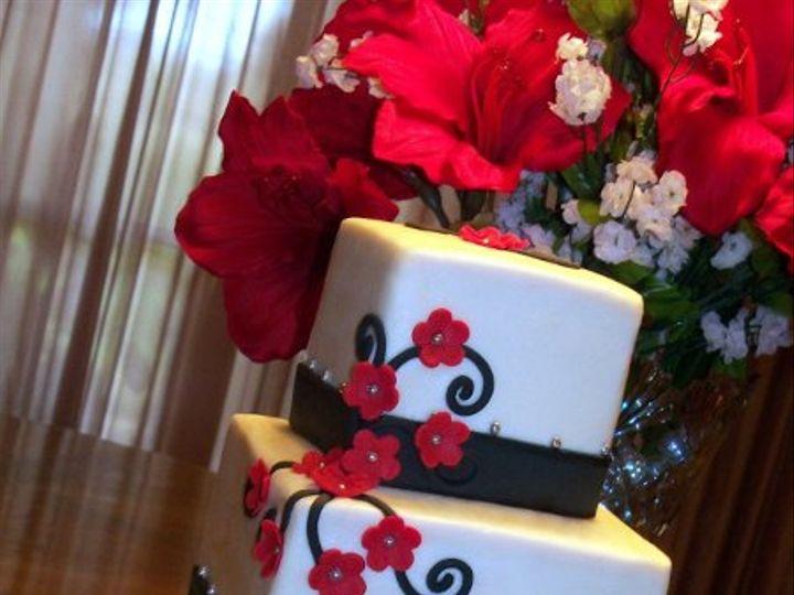 Tmx 1308277802582 Square25 Parkville, MD wedding cake