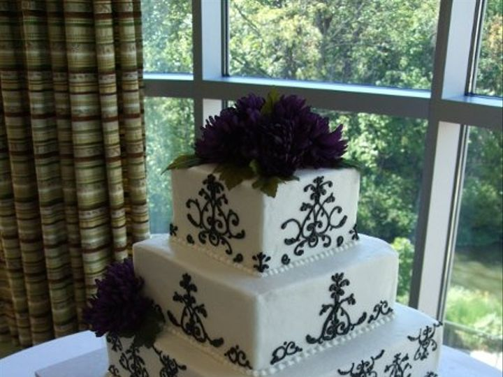 Tmx 1308277810848 Square26 Parkville, MD wedding cake