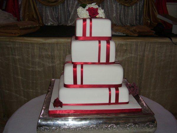 Tmx 1308277815348 Square27 Parkville, MD wedding cake