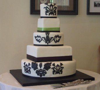 Tmx 1308277831051 Square7 Parkville, MD wedding cake