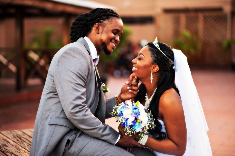 Tineka & Joshua's wedding in Trinidad & Tobago