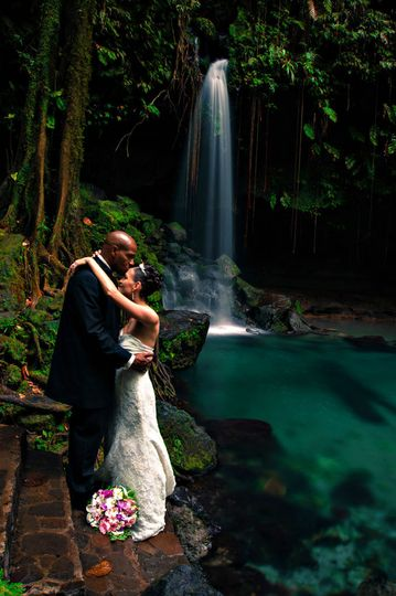 Dominica wedding