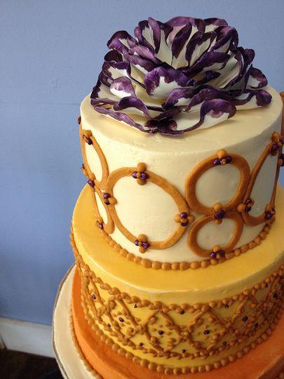 Carolina Cupcakery - Wedding Cake - Chesapeake, VA - WeddingWire