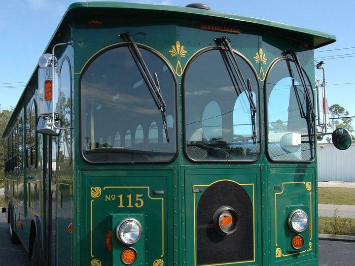 Tmx 1349282958273 DTSTrolley Naples wedding transportation