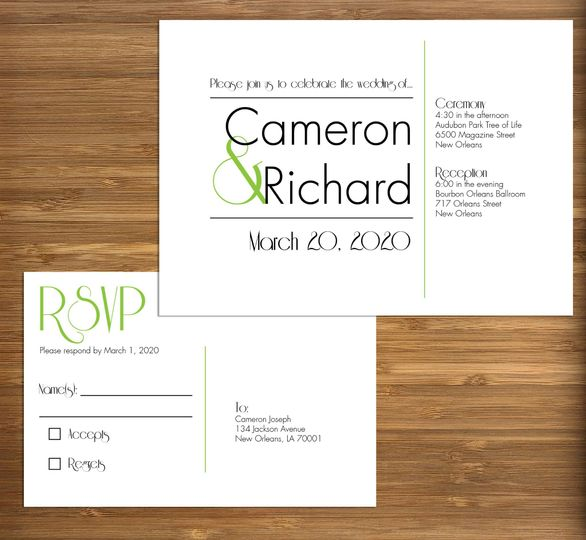 modern typographic wedding green staged 51 499102 158162297687575