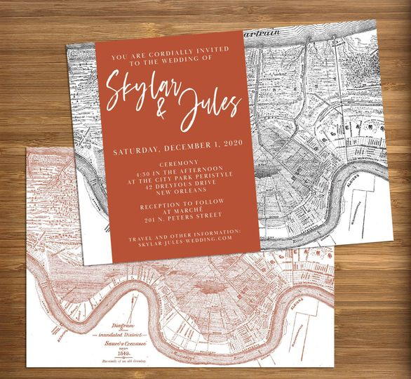 nola map wedding invite staged 51 499102 158162298384982