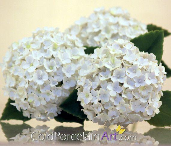 Tmx 1404246331253 Cold Porcelain Art   Centerpiece   White Hydrangea Ankeny, IA wedding florist