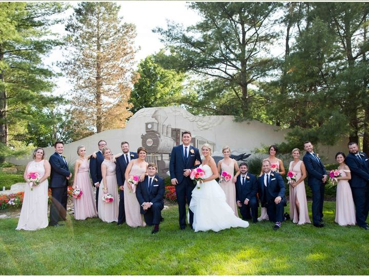 Tmx Weddingphotographer Leawoodkansas Vista154atironhorse 0019 2 51 950202 Overland Park wedding venue