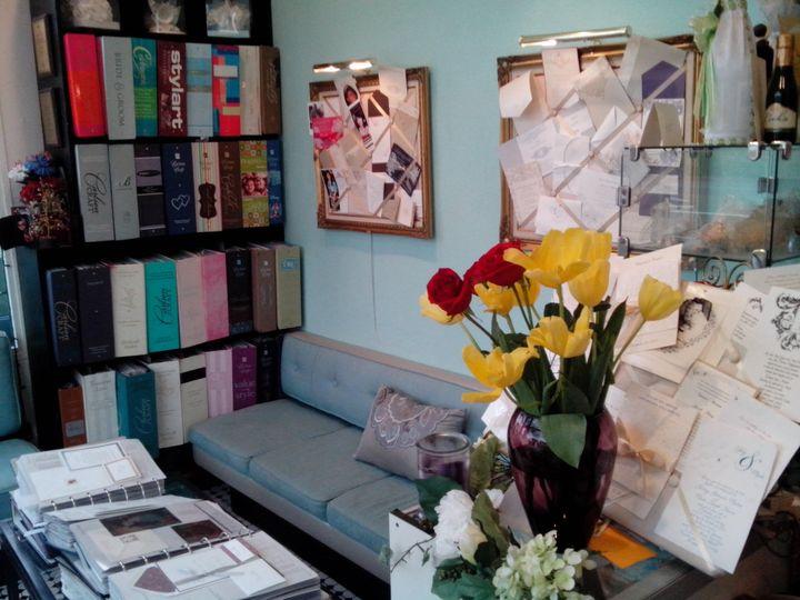 Our showroom in Glendale, California