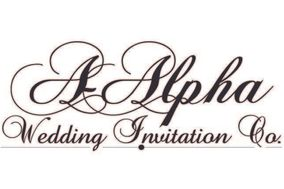 A-Alpha Wedding Invitation Co.