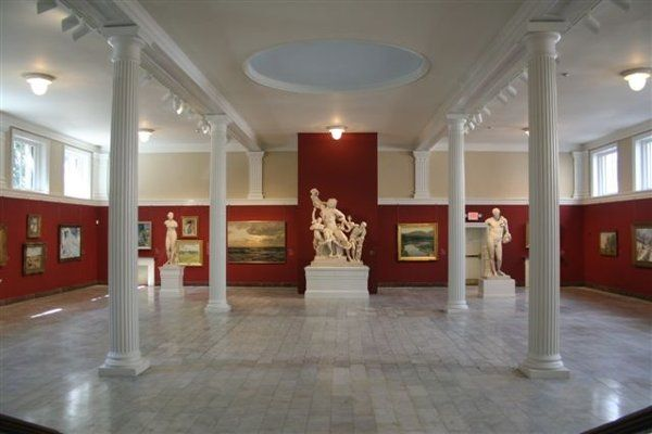 Just a few steps under the Rotunda is the Academy's Sculpture Gallery. Perfect for ceremony or...