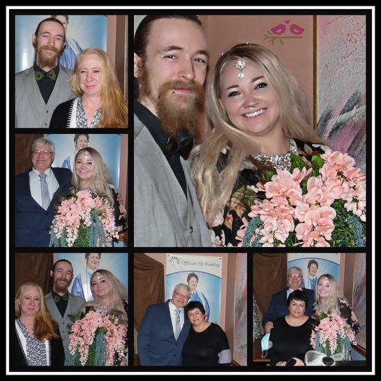 Audrey and Lance Wedding