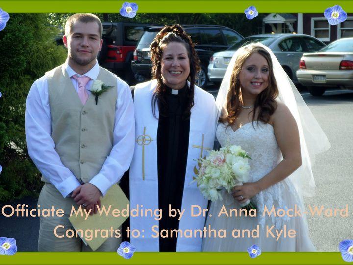 Tmx 1434598381969 Anna Samantha And Kyle   Copy Windsor, Pennsylvania wedding officiant