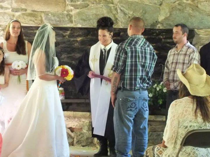 Tmx 1455039565529 Wedding Vow Ceremony Process Windsor, Pennsylvania wedding officiant