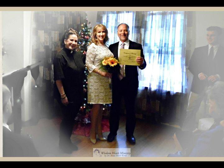 Tmx 1455039649300 Sam1219 1 2 Pic W Frame Windsor, Pennsylvania wedding officiant