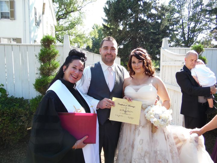 Tmx 1455040798215 Sam0719 Windsor, Pennsylvania wedding officiant