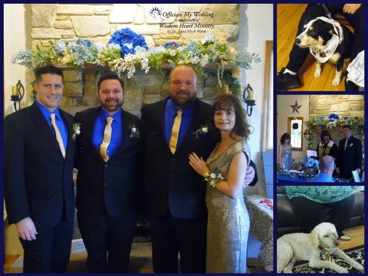 Tmx Awesome Wedding 51 722202 1571964737 Windsor, Pennsylvania wedding officiant