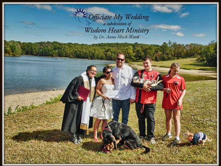 Tmx Officially Married 51 722202 1571007283 Windsor, Pennsylvania wedding officiant