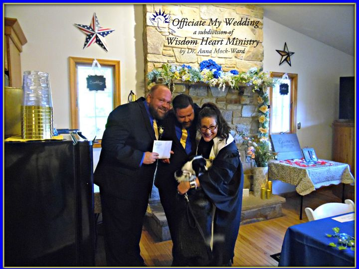 Tmx Officially Married 51 722202 1571964738 Windsor, Pennsylvania wedding officiant