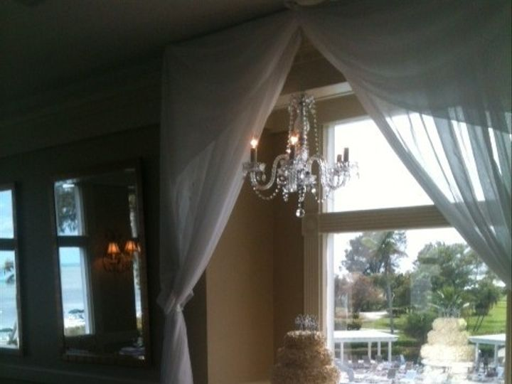 Tmx 1402259113828 Cakechandelier Sanibel wedding eventproduction
